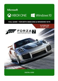 Forza Motorsport 7: Standard Edition Xbox One/PC cheap key to download