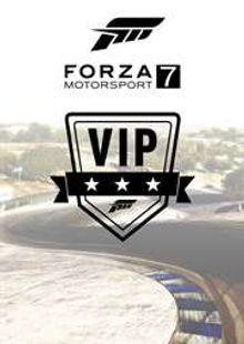 Forza Motorsport 7 VIP: Membership Xbox One/PC billig Schlüssel zum Download