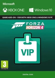 Forza Horizon 4 VIP Pass Xbox One/PC billig Schlüssel zum Download