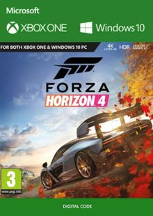 Forza Horizon 4 Xbox One/PC billig Schlüssel zum Download
