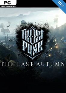 Frostpunk: The Last Autumn PC billig Schlüssel zum Download