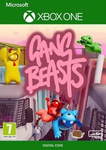 Gang Beasts Xbox One (UK) cheap key to download