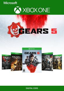 Gears 5: Bundle Pack Xbox One cheap key to download