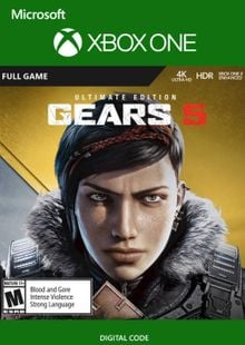 Gears 5 Ultimate Edition Xbox One / PC billig Schlüssel zum Download
