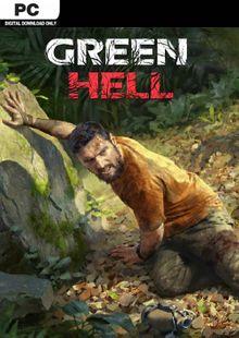 Green Hell PC billig Schlüssel zum Download