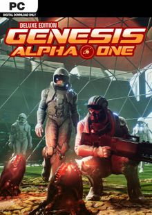 Genesis Alpha One - Deluxe Edition PC cheap key to download