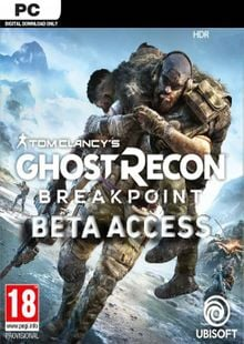 Tom Clancy's Ghost Recon Breakpoint Beta PC + DLC clé pas cher à télécharger