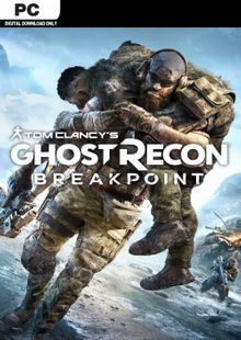 Tom Clancy's Ghost Recon Breakpoint PC clé pas cher à télécharger