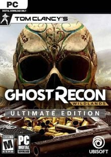 Tom Clancy's Ghost Recon Wildlands Ultimate Edition PC cheap key to download