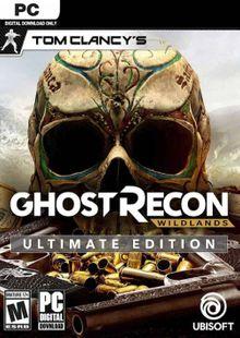 Tom Clancy's Ghost Recon Wildlands Ultimate Edition PC billig Schlüssel zum Download