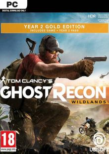 Tom Clancy's Ghost Recon Wildlands Gold Edition (Year 2) PC cheap key to download