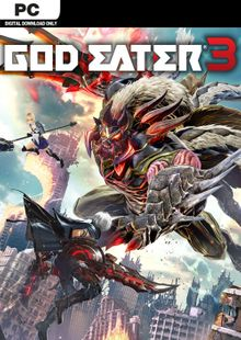 God Eater 3 PC billig Schlüssel zum Download
