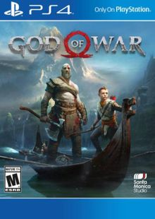 God of War PS4 (US) billig Schlüssel zum Download