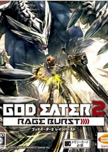 God Eater 2 Rage Burst PC billig Schlüssel zum Download