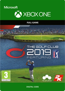 The Golf Club 2019 featuring PGA TOUR Xbox One (WW) cheap key to download