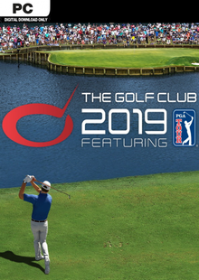 The Golf Club 2019 featuring PGA TOUR PC (EU) cheap key to download