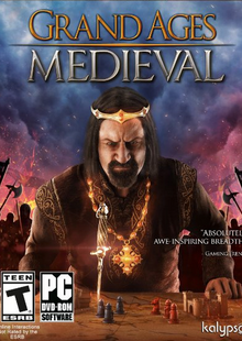 Grand Ages: Medieval PC cheap key to download