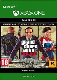 Grand Theft Auto (GTA V) Criminal Enterprise Starter Pack DLC Xbox One cheap key to download