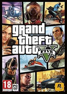Grand Theft Auto V 5 (GTA 5) PC cheap key to download