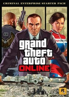 Grand Theft Auto V PC - Criminal Enterprise Starter Pack cheap key to download