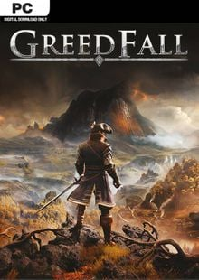 Greedfall PC billig Schlüssel zum Download