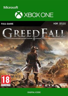 Greedfall Xbox One cheap key to download