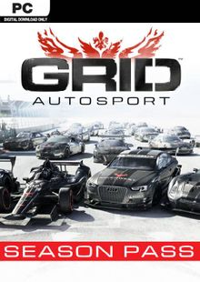 Grid Autosport Season Pass PC cheap key to download