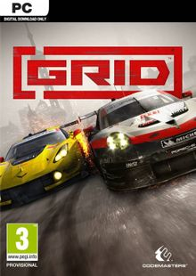 GRID PC + DLC billig Schlüssel zum Download