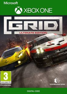 GRID Ultimate Edition Xbox One (US) cheap key to download