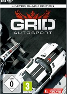 Grid Autosport Black Edition PC cheap key to download