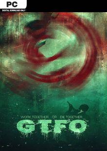 GTFO PC cheap key to download