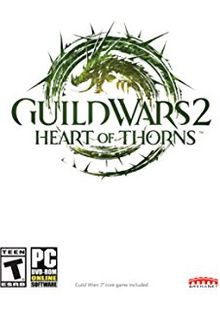 Guild Wars 2 Heart of Thorns Digital Deluxe PC clé pas cher à télécharger