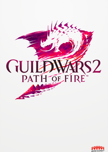 Guild Wars 2 Path of Fire PC clé pas cher à télécharger