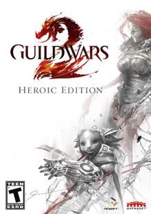 Guild Wars 2 - Heroic Edition PC billig Schlüssel zum Download