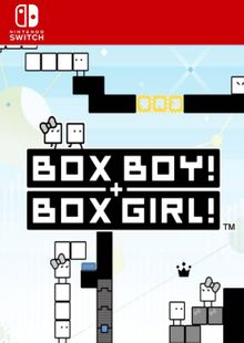 BOXBOY! + BOXGIRL! Switch (EU) billig Schlüssel zum Download