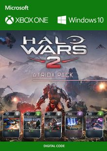 Halo Wars 2 Atriox Pack DLC Xbox One / PC cheap key to download