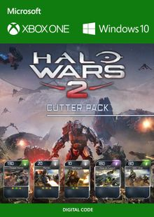 Halo Wars 2 Cutter Pack DLC Xbox One / PC billig Schlüssel zum Download