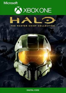 Halo: The Master Chief Collection Xbox One (UK) cheap key to download
