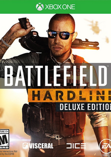 Battlefield Hardline Deluxe Edition Xbox One - Digital Code cheap key to download