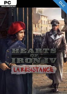 Hearts of Iron IV 4: La Résistance PC cheap key to download