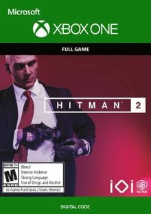 Hitman 2 Xbox One (WW) cheap key to download
