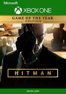 HITMAN - Game of the Year Edition Xbox One (UK) cheap key to download