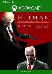 Hitman HD Enhanced Collection Xbox One (UK) cheap key to download