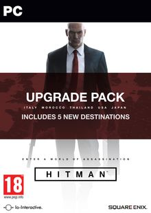 Hitman Upgrade Pack PC cheap key to download