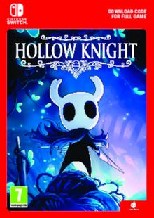 Hollow Knight Switch clé pas cher à télécharger