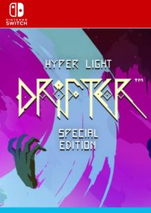 Hyper Light Drifter Switch cheap key to download