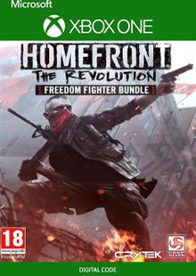 Homefront: The Revolution Freedom Fighter Bundle Xbox One (UK) cheap key to download