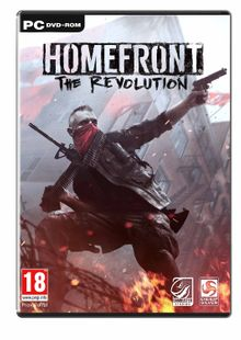 Homefront: The Revolution PC cheap key to download