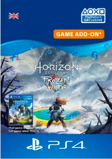 Horizon Zero Dawn: The Frozen Wilds PS4 cheap key to download