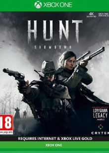 Hunt: Showdown Xbox One (UK) cheap key to download